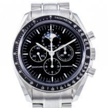 Omega Speedmaster Professional Moonwatch Moonphase Steel 42mm