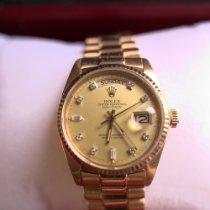 Rolex Day-Date 36 Oro amarillo 36mm Champán España, LA OROTAVA