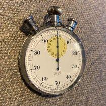 Heuer Часы подержанные 1961 57mm Механические Только часы