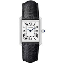 Cartier Tank Solo Steel 31mm Roman numerals United States of America, New York, New York