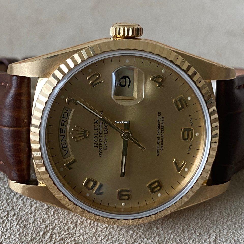 Rolex Day-Date 36 18238 1993 usato