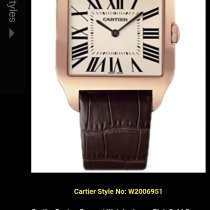 Cartier Santos Dumont W2006951 Very good Rose gold Manual winding Indonesia, Medan