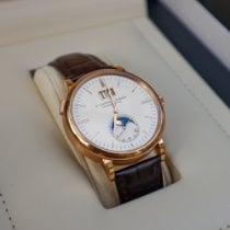 A. Lange & Söhne Saxonia neu 2020 Automatik Uhr mit Original-Box und Original-Papieren 384.032