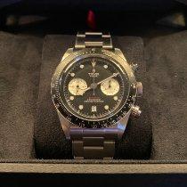 Tudor Black Bay Chrono new 2021 Automatic Chronograph Watch with original box and original papers 79360N-0001