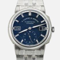 A. Lange & Söhne Odysseus neu 2020 Automatik Uhr mit Original-Box und Original-Papieren 363.179