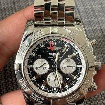 Breitling Chronomat GMT Stahl 47mm Schwarz Keine Ziffern Deutschland, Schwerte
