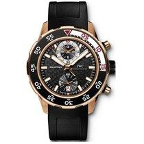IWC Aquatimer Chronograph nuevo Automático Cronógrafo Reloj con estuche y documentos originales IW376903