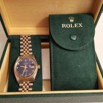 Rolex Oyster Perpetual Date Or/Acier 34mm Or Sans chiffres France, St Martin de crau