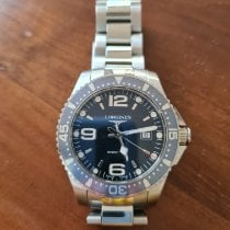 Longines L.3.640.4 Steel HydroConquest 39mm pre-owned