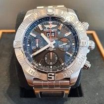 Breitling Blackbird новые Автоподзавод Хронограф Часы с оригинальными документами и коробкой A4436010-BB71-380A