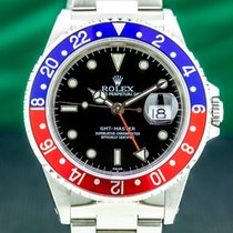 Rolex GMT-Master Steel 40mm United States of America, Massachusetts, Boston
