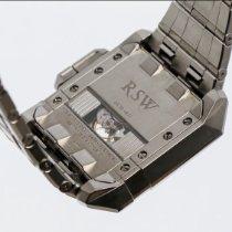 """RSW Stahl 46mm Automatik 7110.MS.SO.12.DO-""""NO neu Deutschland, Trier"""