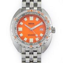 Doxa Sub Steel 45mmmm Orange