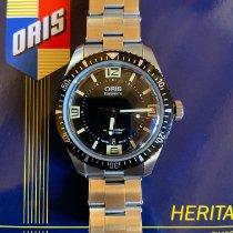 Oris Divers Sixty Five Steel 40mm Black Arabic numerals United States of America, Arizona, Tucson