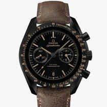 Omega Speedmaster Professional Moonwatch Ceramic Black No numerals