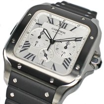 Cartier Steel 43.3mm Automatic WSSA0017 pre-owned