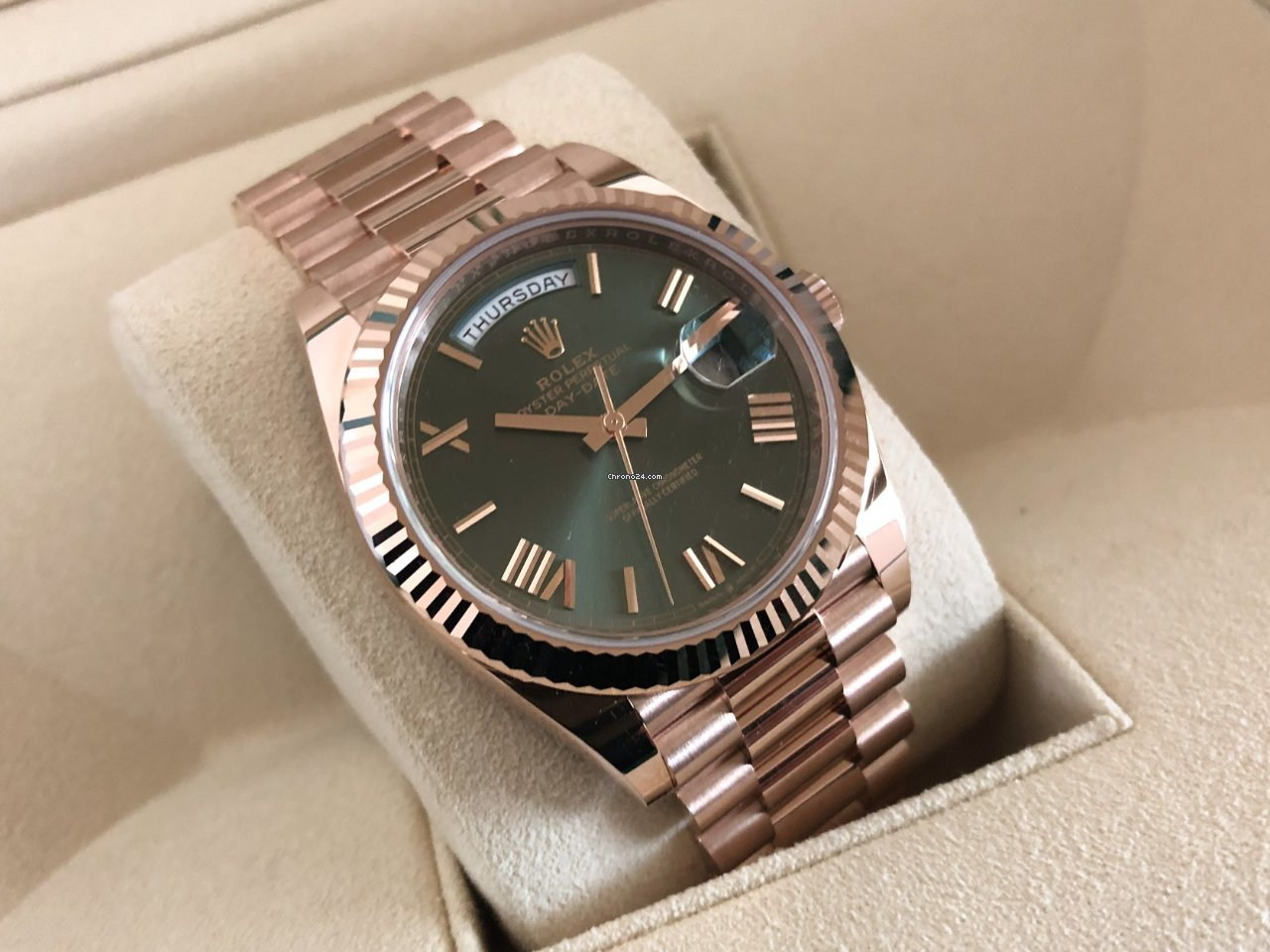 Rolex Day-Date 40 228235 2021 nové