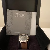 Panerai Radiomir Black Seal Steel 45mm Black Arabic numerals