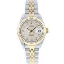 Rolex Lady-Datejust 79173 Very good Gold/Steel 26mm Automatic