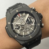 Hublot Big Bang Unico Ceramic 42mm Transparent Arabic numerals Malaysia