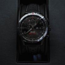 Oris Audi Sport Titan 44mm Schwarz Arabisch