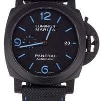 Panerai Carbon Automatic 44mm pre-owned