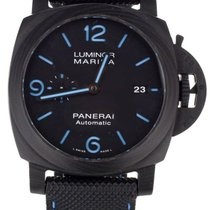 Panerai PAM1661 Carbon 44mm pre-owned United States of America, Illinois, BUFFALO GROVE