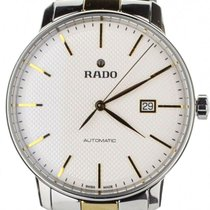 Rado pre-owned Automatic 42mm Silver Sapphire crystal 5 ATM