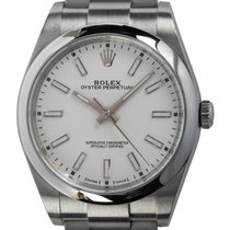 Rolex Oyster Perpetual 39 Steel 39mm Silver United States of America, Texas, Austin