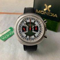 Mondia Steel 44mm Manual winding 02.809.60 NEW OLD STOCK new