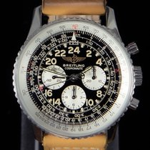 Breitling Navitimer Cosmonaute A12322 Very good Steel 41mm Manual winding