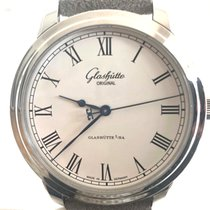 Glashütte Original Senator Automatic Steel 40mm White Roman numerals
