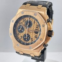 Audemars Piguet 26470OR.OO.A002CR.01 Rose gold 2016 Royal Oak Offshore Chronograph 42mm pre-owned