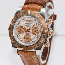 Breitling Chronomat 41 Stahl 38mm Perlmutt Deutschland, Hamburg