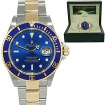 Rolex Submariner Very good Gold/Steel 40mm Automatic United States of America, New York, Huntington