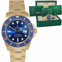 Rolex New Yellow gold 40mm Automatic United States of America, New York, Huntington