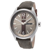Hamilton Broadway Steel 40mm Arabic numerals United States of America, Florida, Sarasota