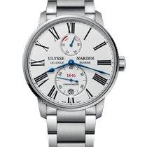 Ulysse Nardin Marine Torpilleur neu Automatik Uhr mit Original-Box und Original-Papieren 1183-310-7M/40