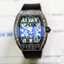 Richard Mille pre-owned Automatic 47.5mm Sapphire crystal