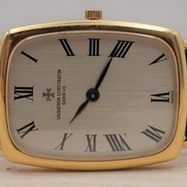 Vacheron Constantin Yellow gold 24mm Manual winding 7590 pre-owned