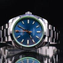 Rolex Milgauss Stahl 40mm Blau Keine Ziffern Deutschland, Hamburg