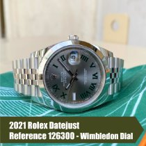 Rolex Datejust Steel 41mm Grey No numerals United States of America, Florida, Coral Gables