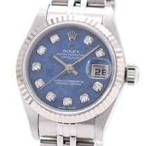 Rolex 79174G Or/Acier 2002 Lady-Datejust 26mm occasion