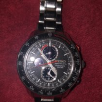 Seiko SSC357P1 Steel Sportura 450mm pre-owned