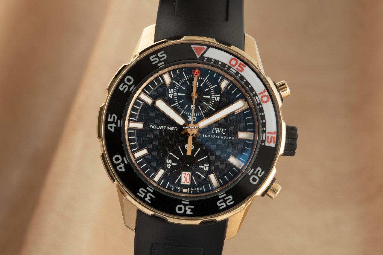 IWC Aquatimer Chronograph IW376905 2013 pre-owned