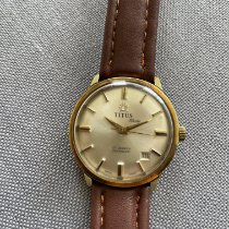 Titus Gold/Steel 34mm Automatic 7975 pre-owned