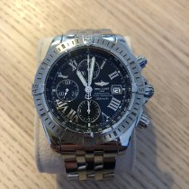 Breitling Chronomat Evolution new 2007 Automatic Chronograph Watch only A13356