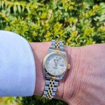 Rolex Lady-Datejust 69173 Meget god Guld/Stål 26mm Automatisk