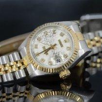 Rolex Or/Acier 26mm Remontage automatique 69173 occasion