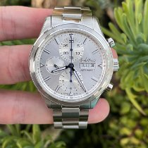 Paul Picot Steel 42mm Automatic P2127.SG.4000.7601 pre-owned United States of America, California, Los Angeles